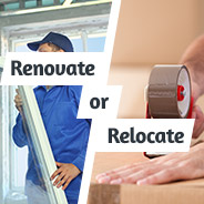 Renovate or Relocate? Top 7 Reasons of Home Renovation